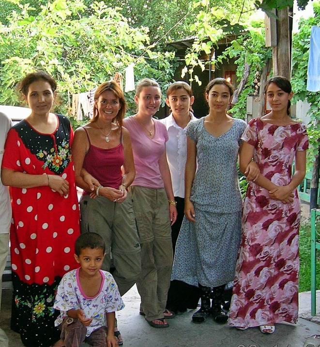 16th birthday in Turkemistan
