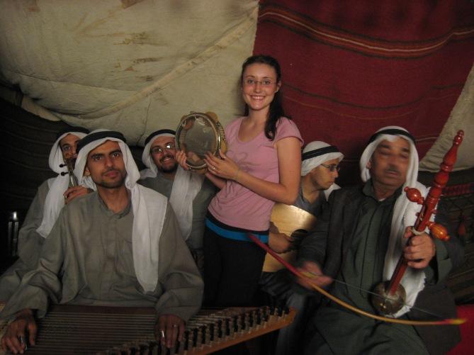 2007: 17th birthday in Egypt