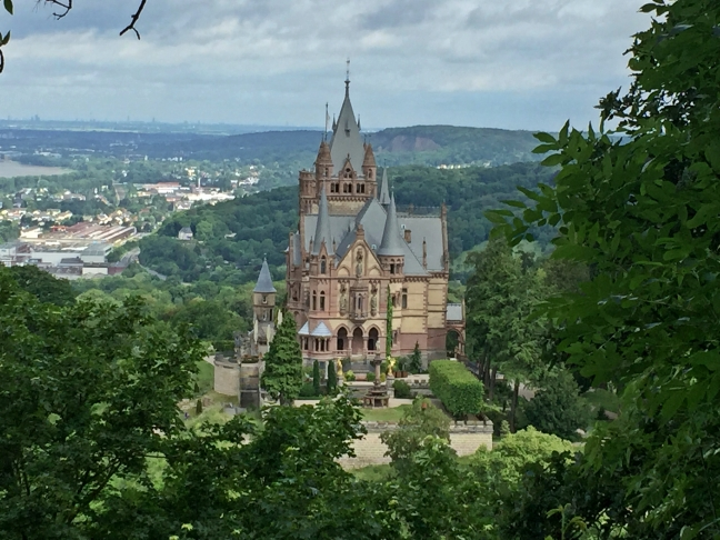 Castle Bonn Germany