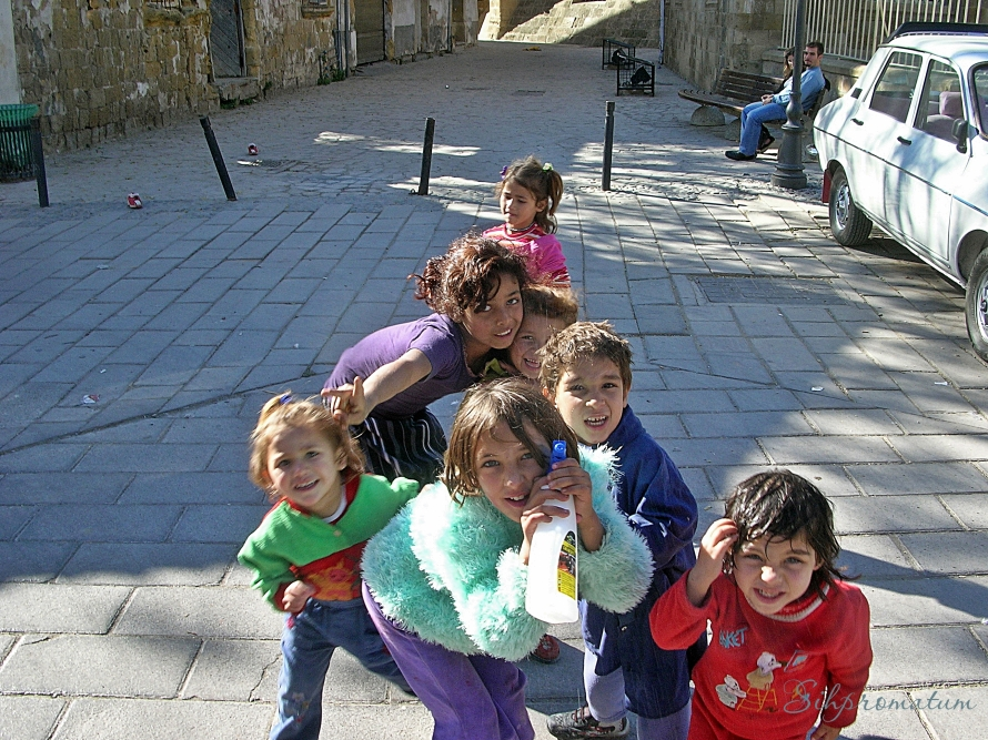 children of Cyprus