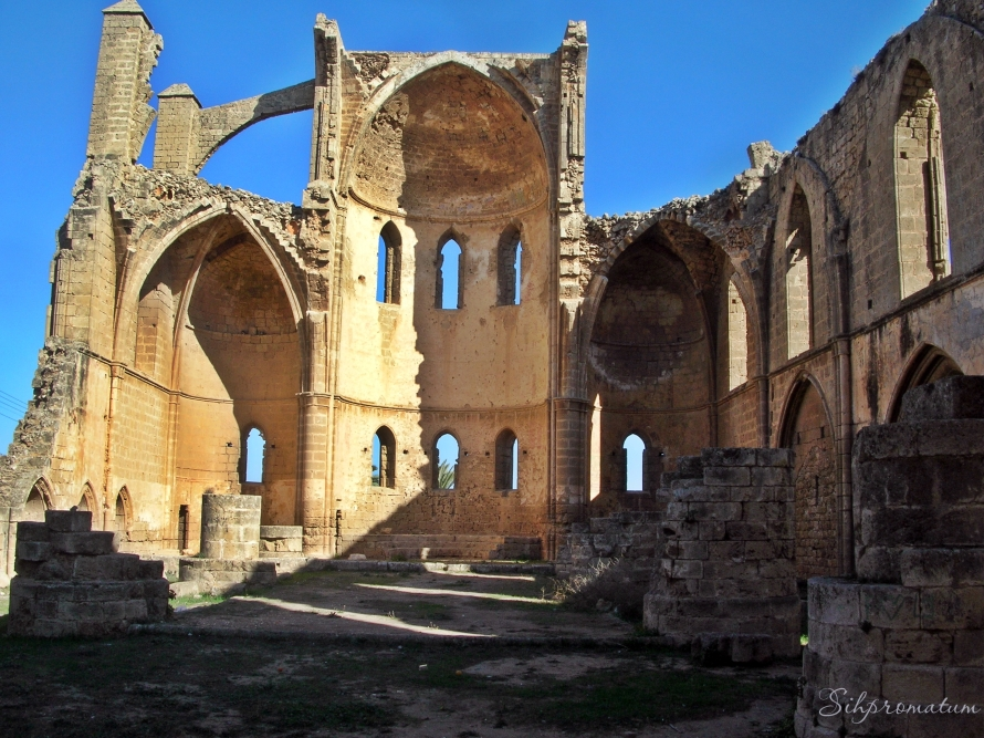 Ruins in Famagusta