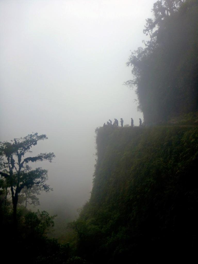 Cycling Death Road Bolivia