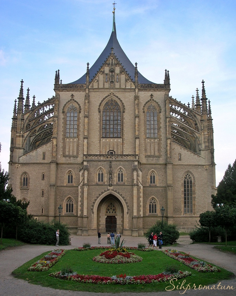 Czech Republic, St Barbara Cathedral