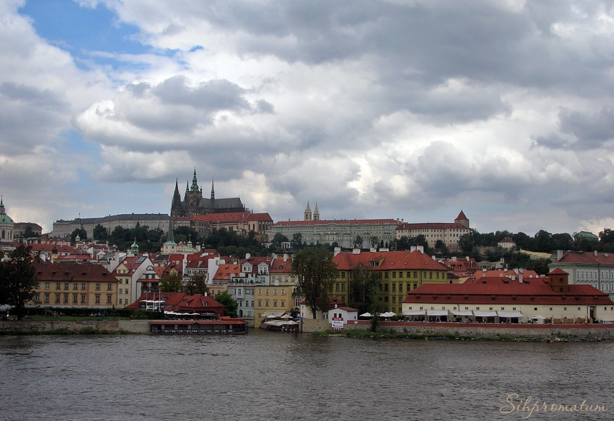 Prague Castle., Czech Republic