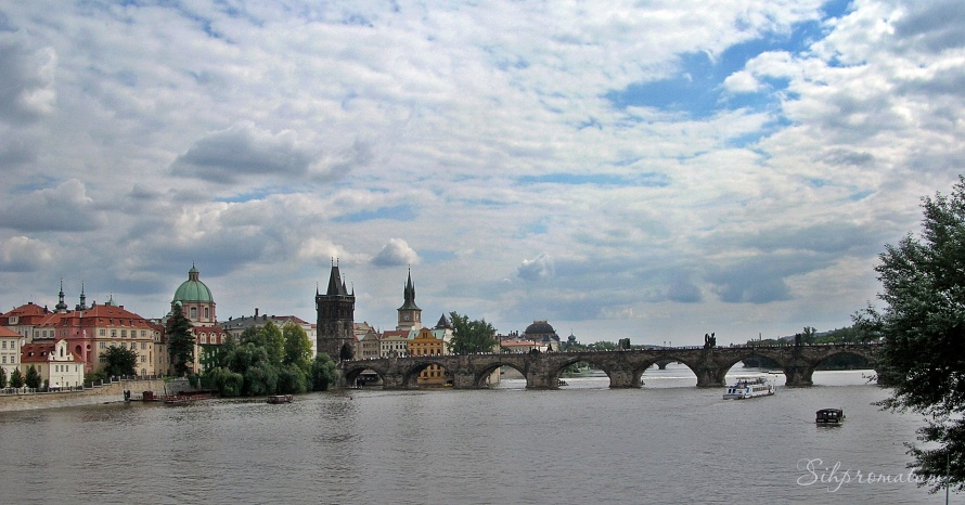 The Charles Bridge, Czech Republic