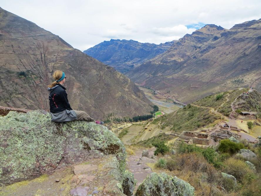 Exploring in Peru
