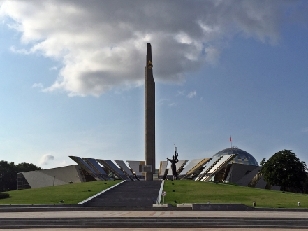 The Belarusian Great Patriotic War Museum