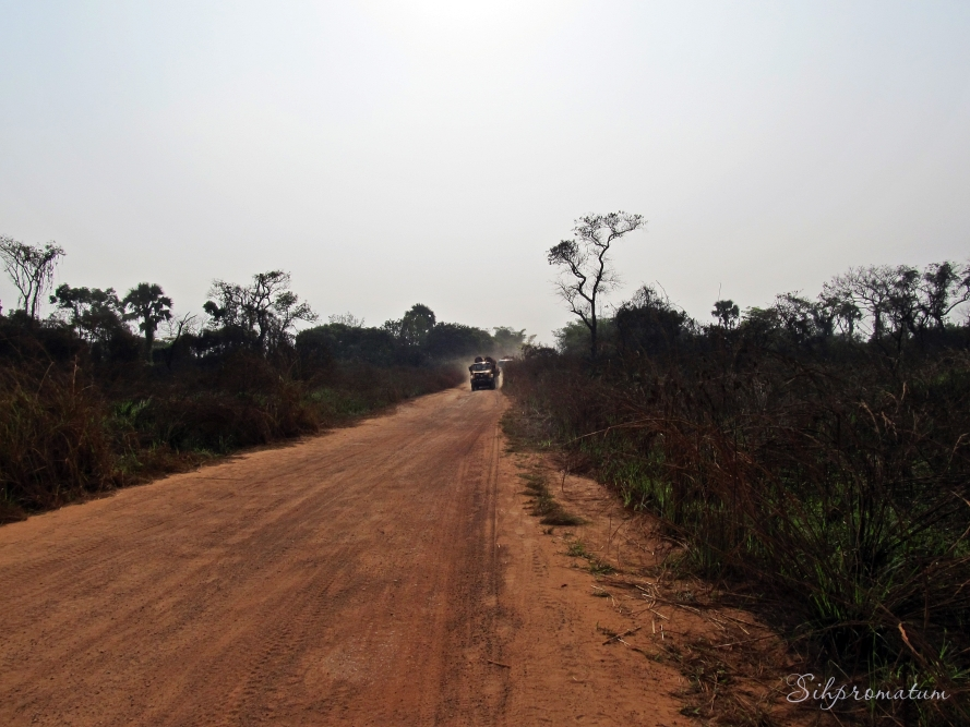 Cameroon to Gamboula, CAR