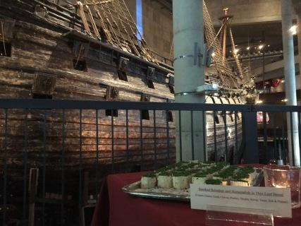 TBEX Stockholm 2016, Vasa Museum