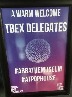 TBEX Stockholm 2016, ABBA Museum