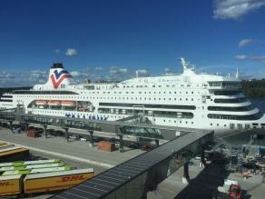 Ferry to Helsinki