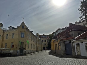 TALLIN. ESTONIA