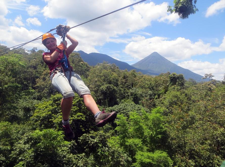 Ziplining Costa Rica