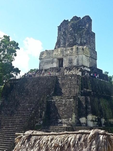 Ancient Mayan Citidal