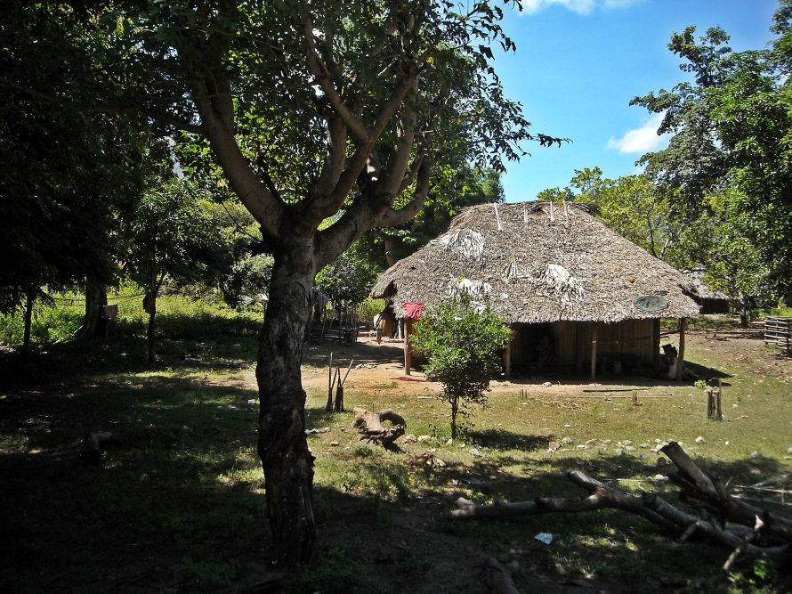 Rural home East Timor