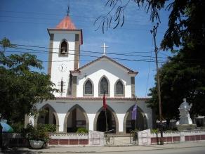The Church of São António de Motael, Dili