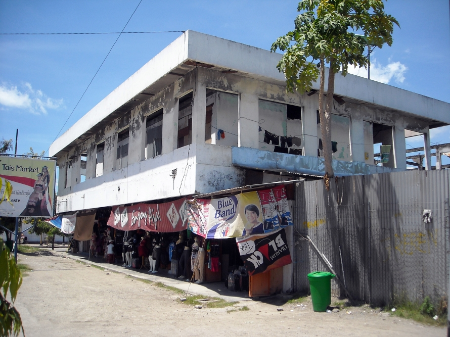 Shops in Dili East Timor