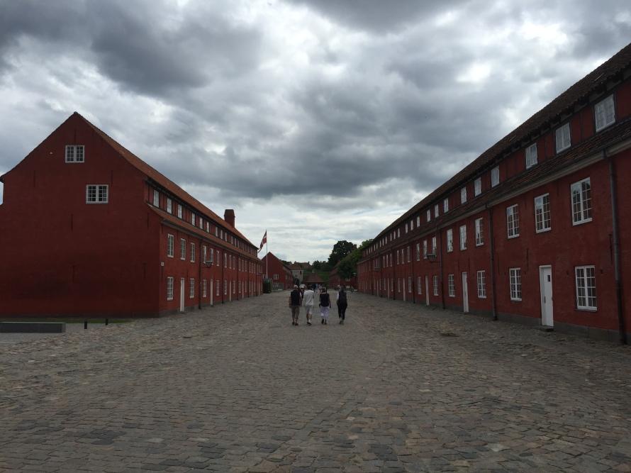 Kastellet, located in Copenhagen,