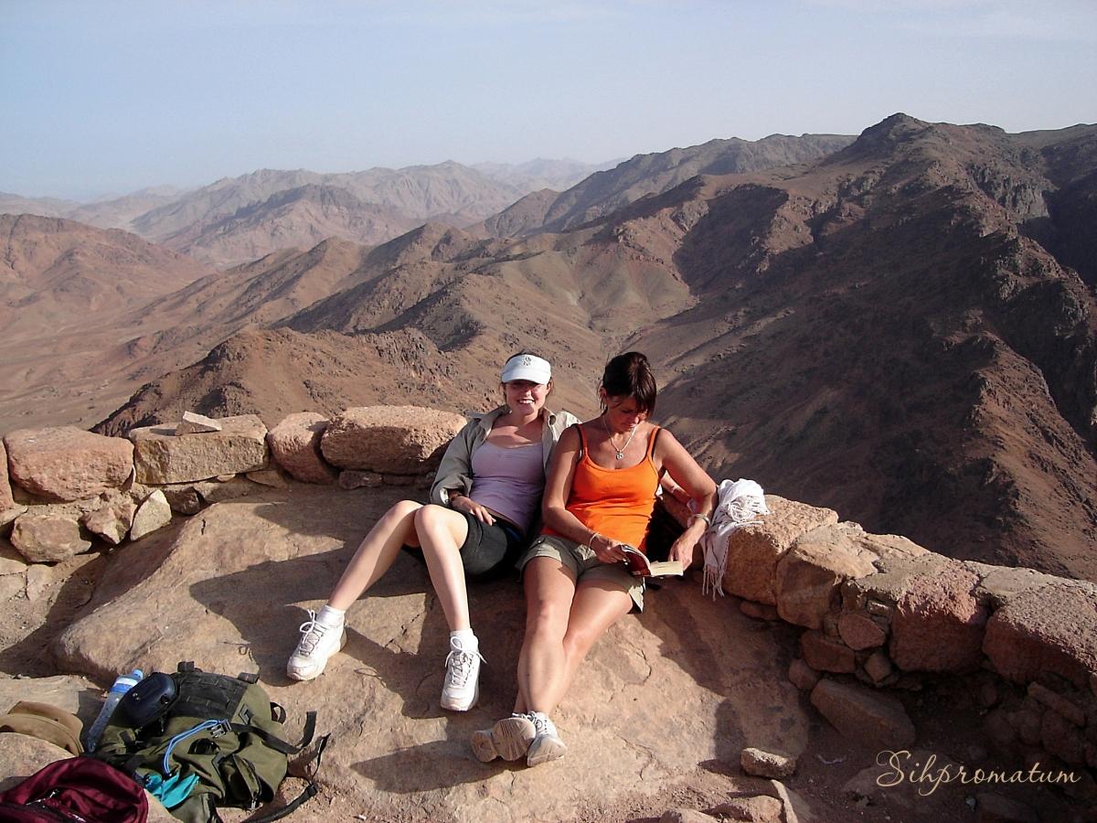Mt Sinai.