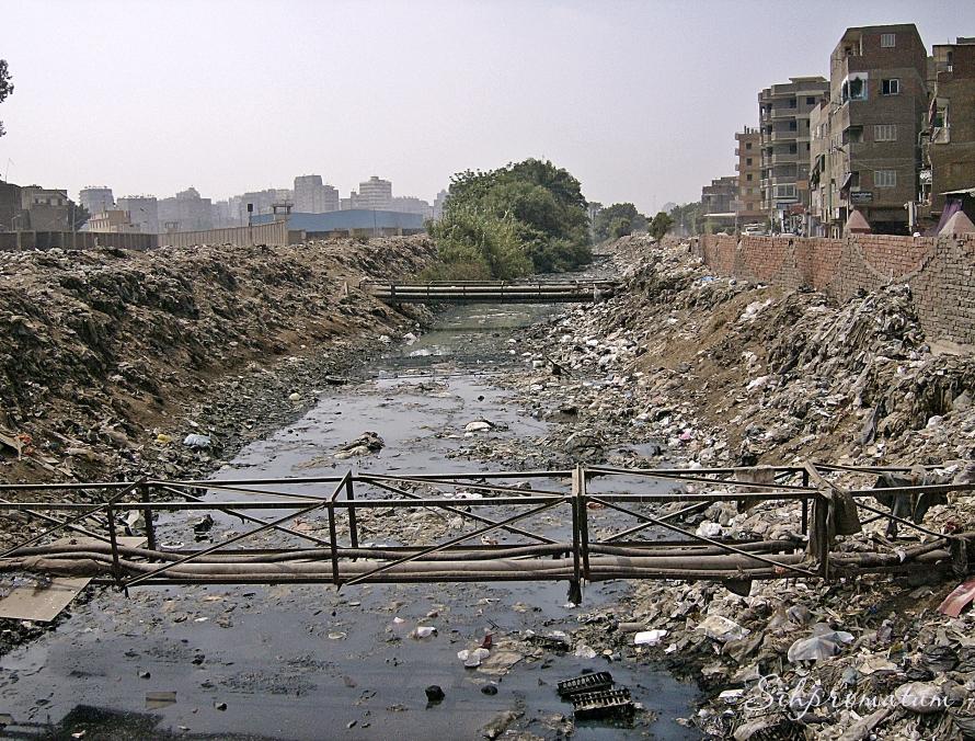 Filthy rivers – Birqash