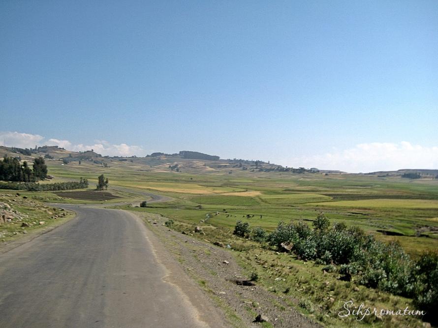 Countryside Ethiopia