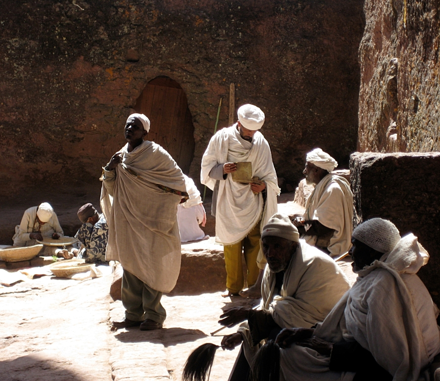 Men of Lalibela