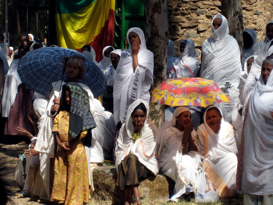 Women of Gondar