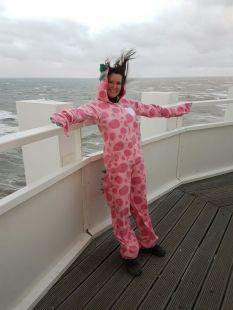 windy in Scheveningen