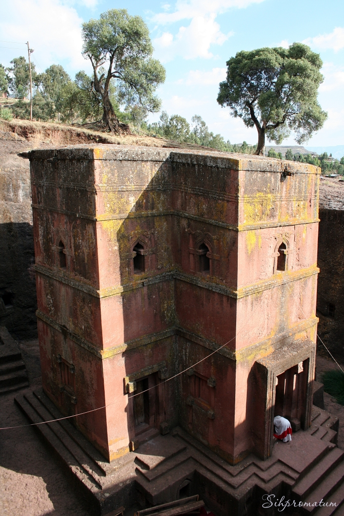 Stone Churches of Lalibela