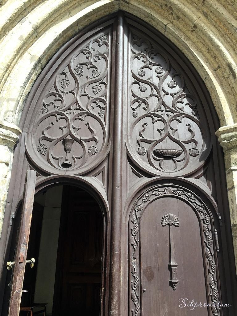 Old Town Tallinn Doorways