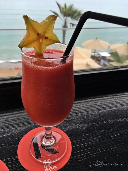 Galápagos Island fresh drink