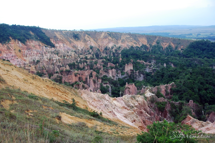Rose Canyon Gabon