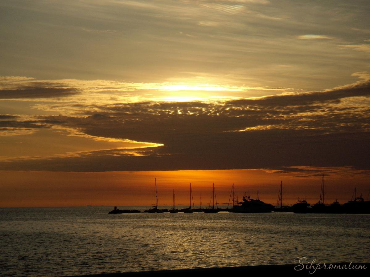 Libreville Harbour, Gabon