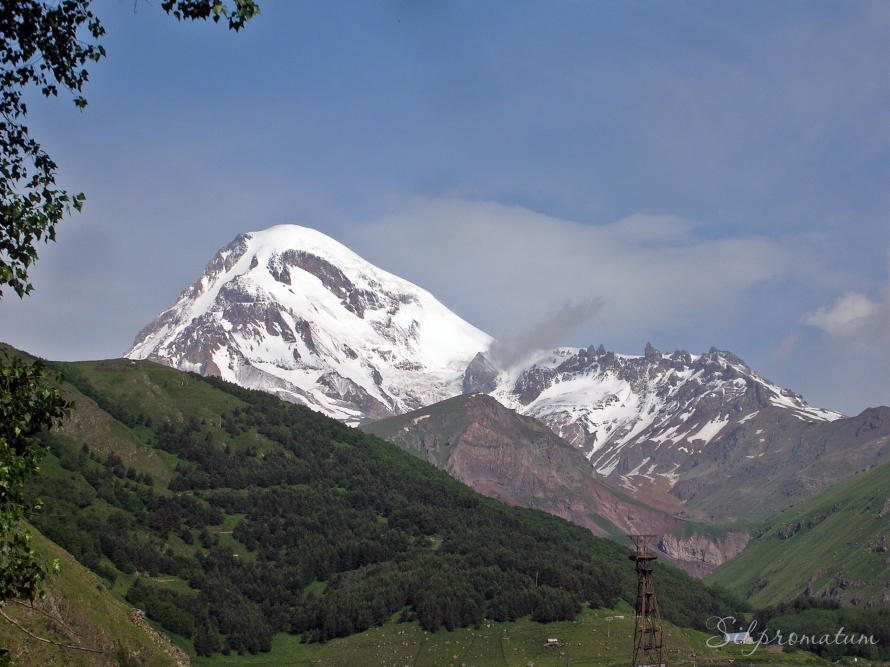 Mout Kazbek