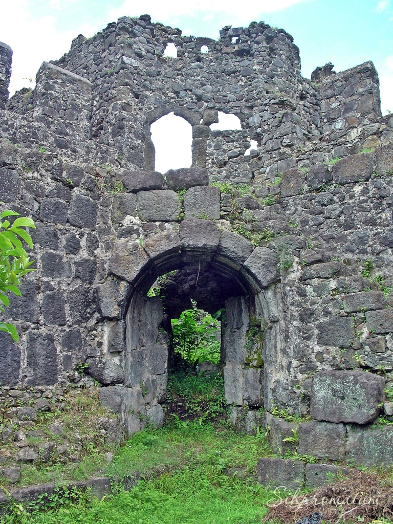 Gonio Fortress ruins