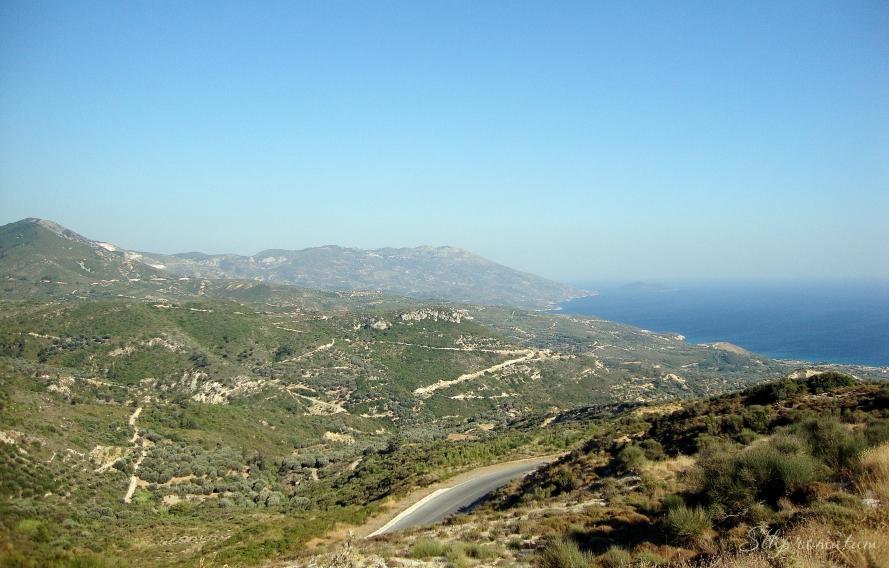 On the Island of Samos