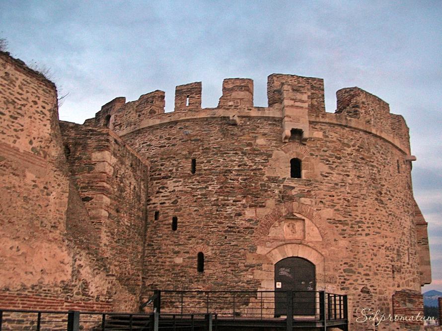 Castles of Thessaloniki