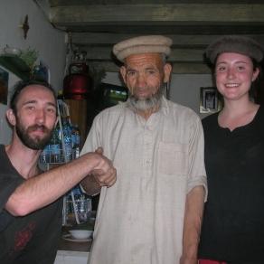 Meeting the locals in Pakistan