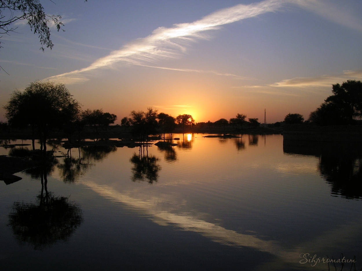 Gadsisar Lake