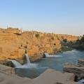 Shushtar hydraulic system ruins