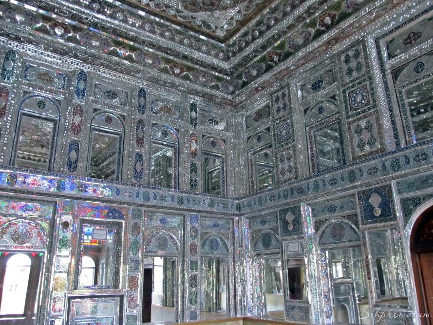 Shah Cheragh mausoleum