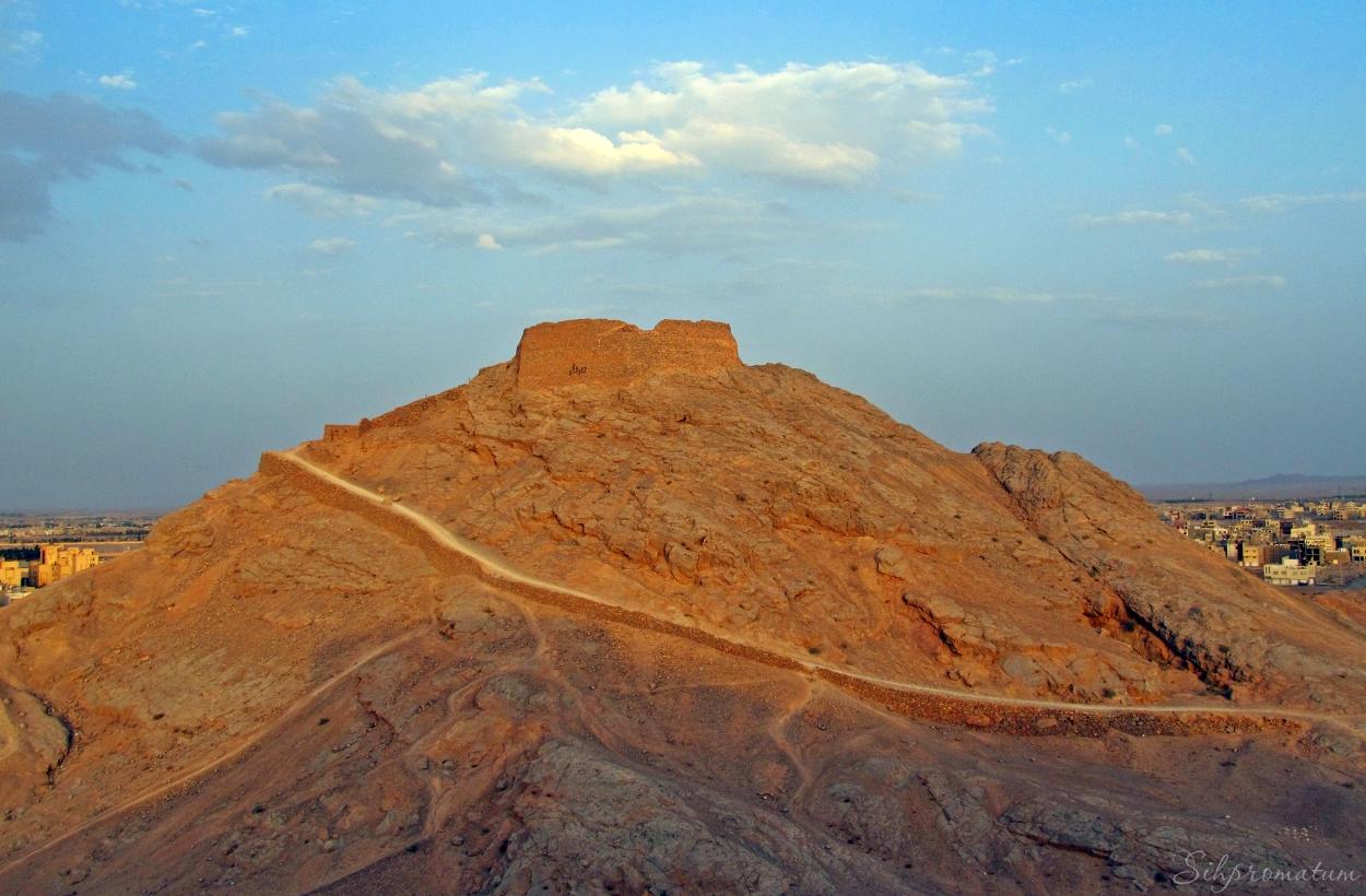 Restaruant in Yazd