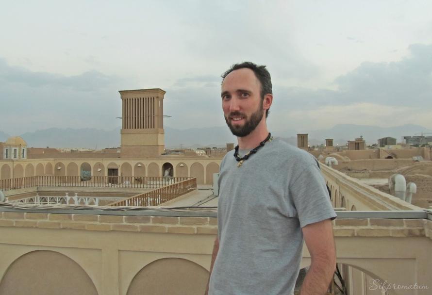 Ammno in Yazd