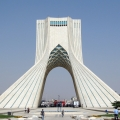 Azadi tower, Tmakeehran