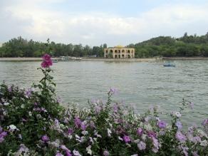 Elgoli park in Tabriz