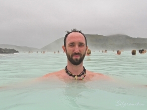 Ammon in Blue Lagoon