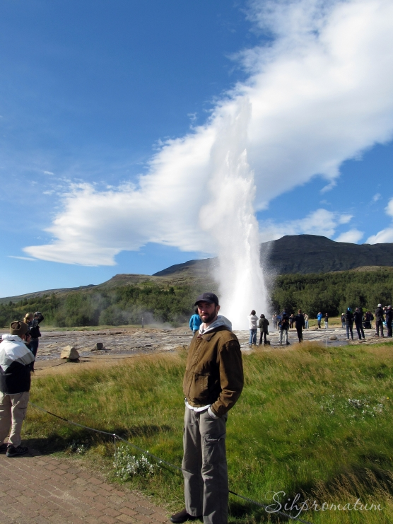 "Geysir is the original ""geysir"" from which all others in the world are named."