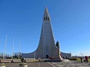 Hallgrímskirkja is a Lutheran church in Reykjavík,