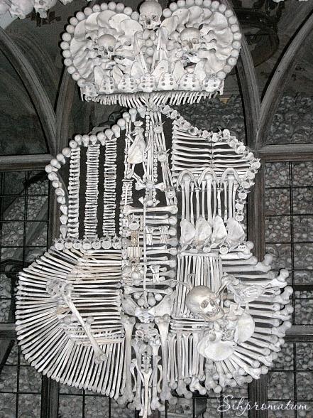 Bone Church, Czech REepublic