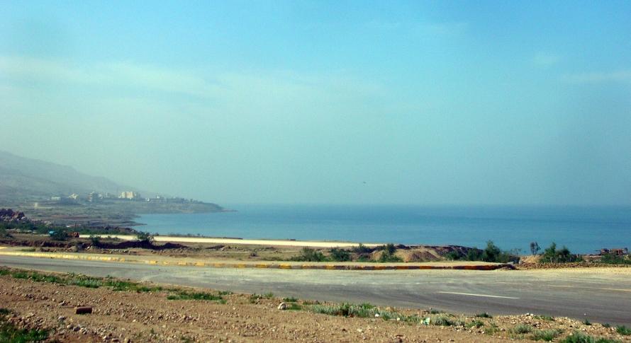 the dead sea Jordan